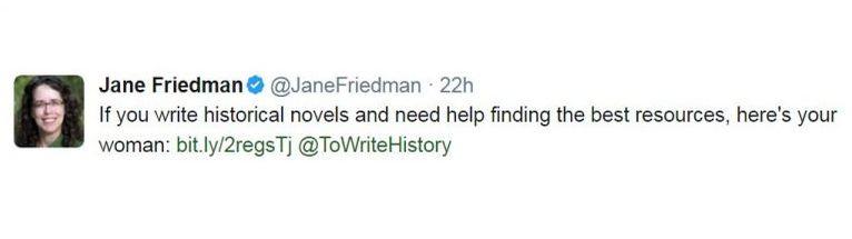 Jane Friedman // Dr. Barbara Ellermeier