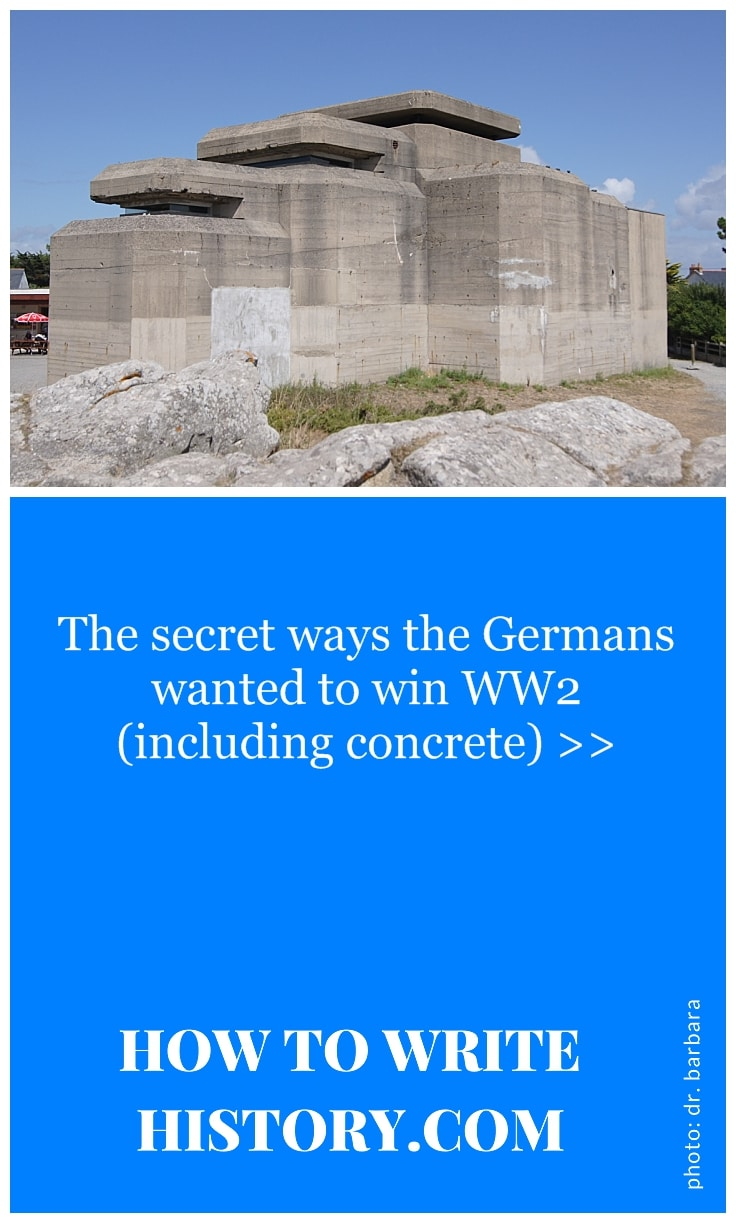 D-Day in France 1944. A material dossier for authors who want to write about France in WW2