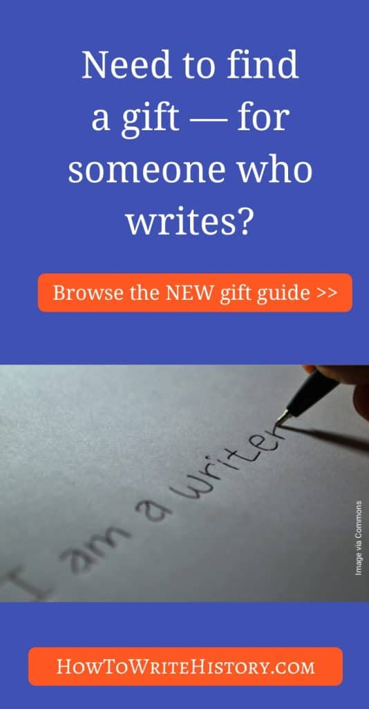 Need to find a gift for an authorbr (1)